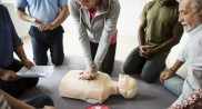 Provide Cardio-Pulmonary Resuscitation