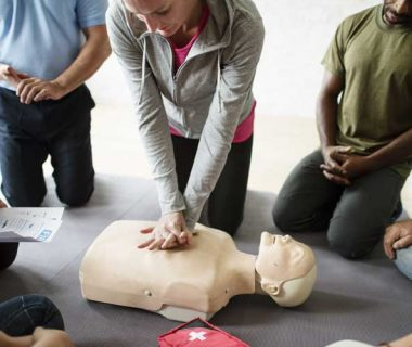 Provide Cardio-Pulmonary Resuscitation